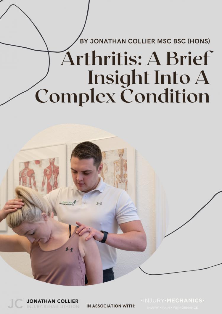 Arthritis: A Brief Insight Into A Complex Condition